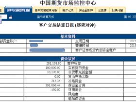 2015.07.29杭州点石股指期货配资客户保证金监控中心随机展示