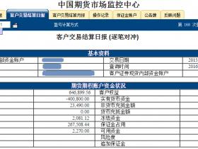 2015.12.31杭州点石股指期货配资客户保证金监控中心随机展示