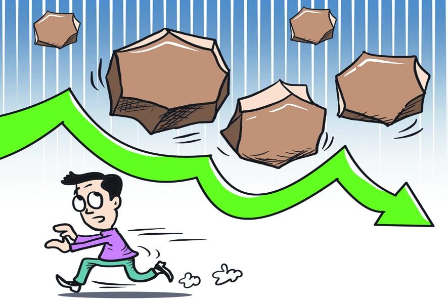 成功交易者和失败交易者